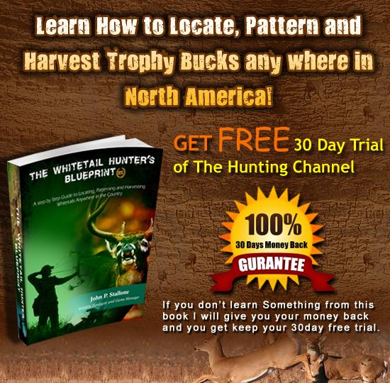 Whitetail Hunter's Blueprint Ebook