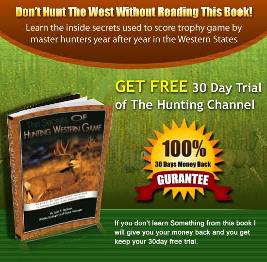 The Secrets of Hunting Western Game Ebook